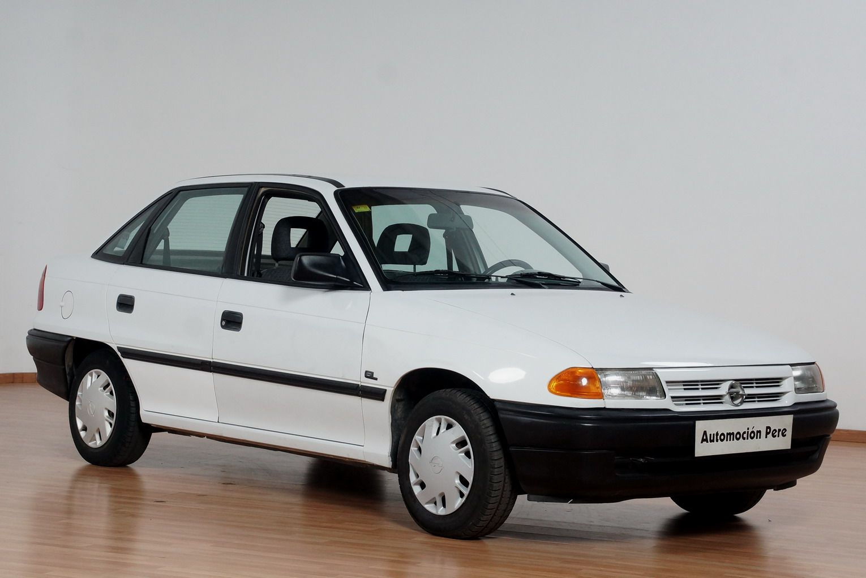 Opel Astra 1.7 GL Diesel (Motor ISUZU)