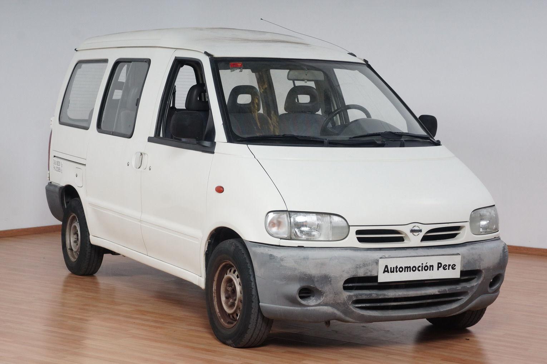 Nissan Vanette Cargo 2.3 Diesel. 8 Plazas