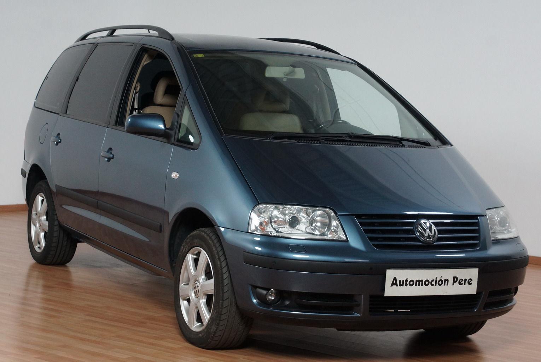 Volkswagen Sharan 2.8i V6 6 Vel. Highline