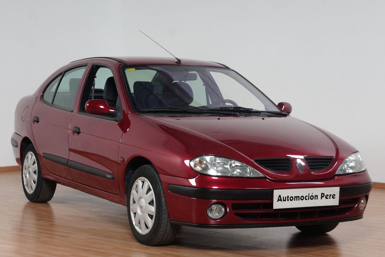 Renault Megane 1.9 DTi Classic