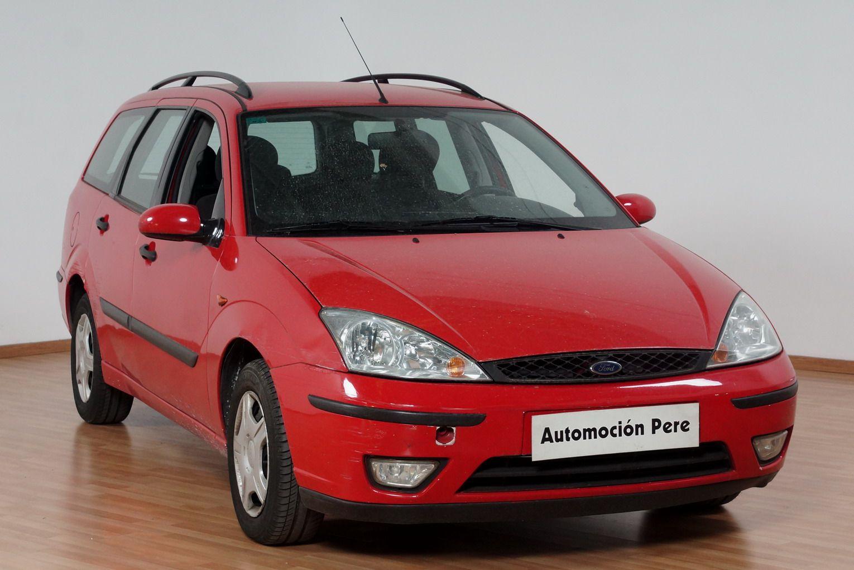 Ford Focus 1.8 TDDi Ambiente Familiar 90 CV