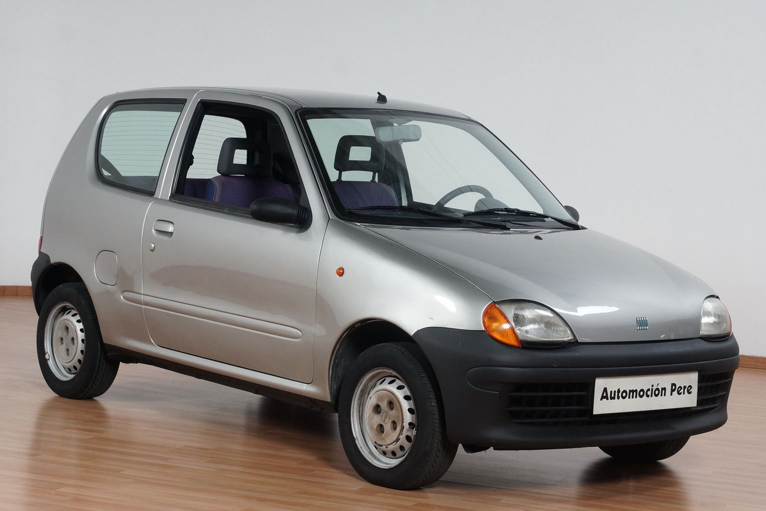 Fiat Seicento 1.1i Solo 39.622 Kms !!!