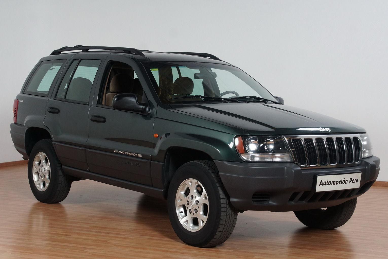 Jeep Grand Cherokee 3.1 TD Laredo Automatico. Quadra-Drive.