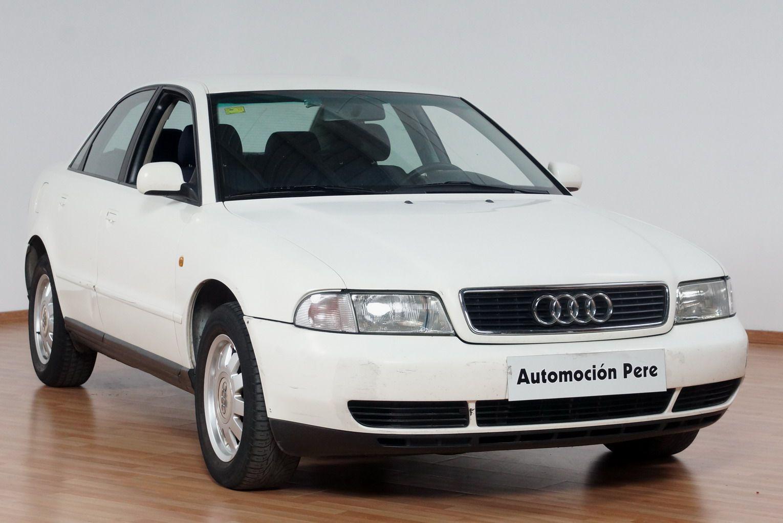 "Audi A4 1.8T 150 CV Tiptronic. ""Adaptado Minusvalido"""