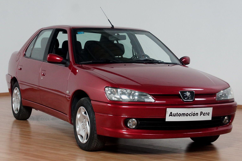 Peugeot 306 1.6i Sedan Boulebard