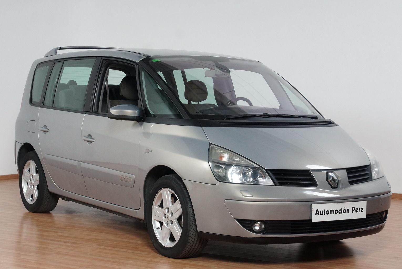 Renault Espace 2.2 dCi 150 CV Privilege.