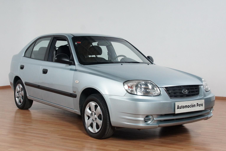 Hyundai Accent 1.5 CDRi 12V GLS