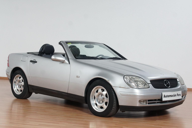 Mercedes SLK 200. Nacional y Revisiones Oficiales Mercedes.