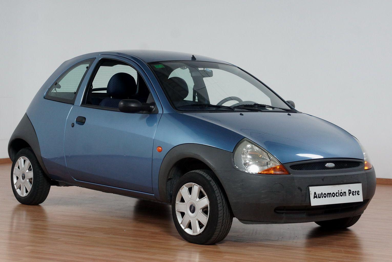 Nueva Recepción: Ford Ka 1.3i 70 CV. (Pendiente de Reacondicionar)