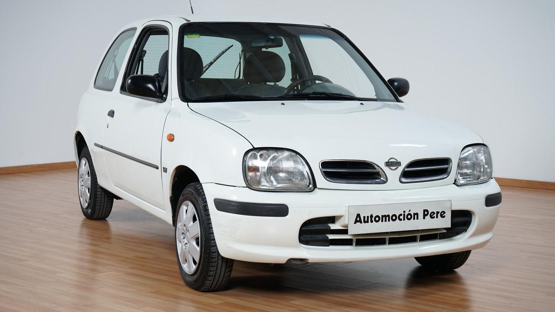 Nissan Micra 1.0i 16V Económico y Garantía 12 Meses
