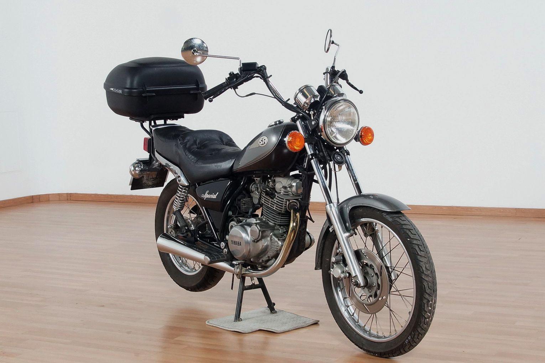Nueva Recepción: Yamaha SR 250 Special. SOLO 7.609 Kms!!