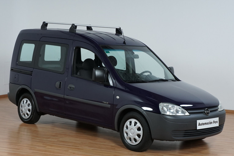 Opel Combo 1.6i Tour Combi. 5 Plazas. |SOLO 70.880 KMS|