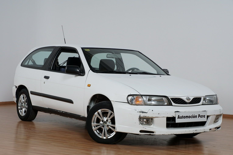 Nissan Almera 1.6i SR.