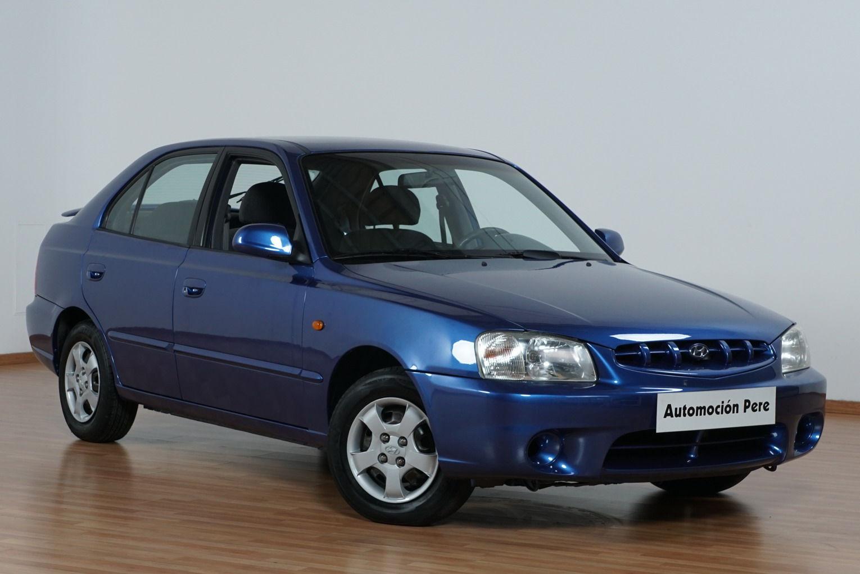 Hyundai Accent 1.3i GLS