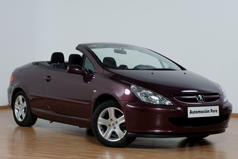 Peugeot 307 CC. 2.0i 143 CV. Solo 52.286 Kms (Revisiones Oficiales)