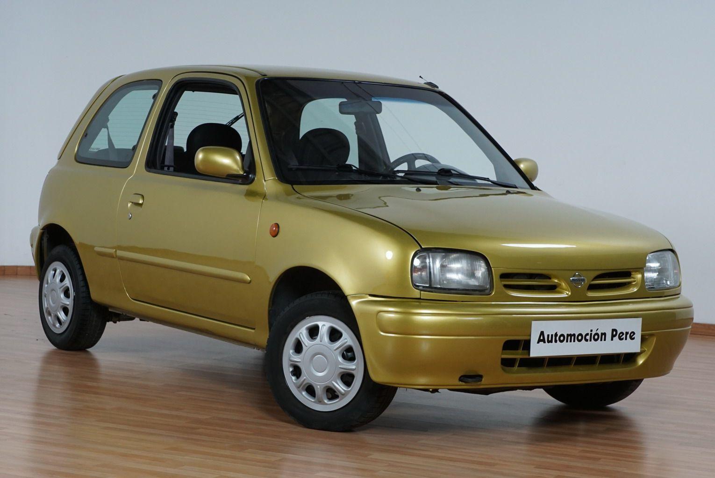 Nissan Micra 1.0S