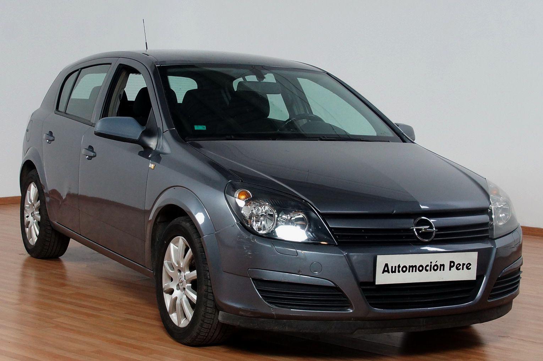 Opel Astra 1.6i Sport Automático/Secuencial.