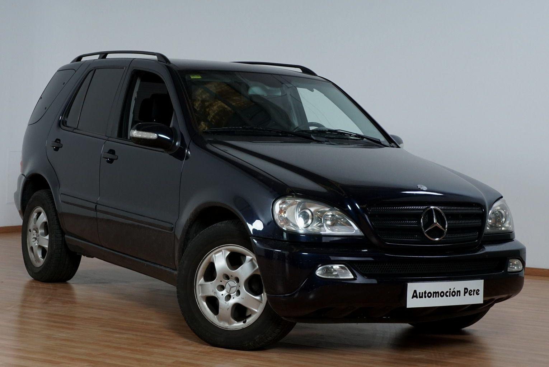 """Nueva Recepción: Mercedes Benz ML 270 CDi Aut. """"7 PLAZAS"""""""