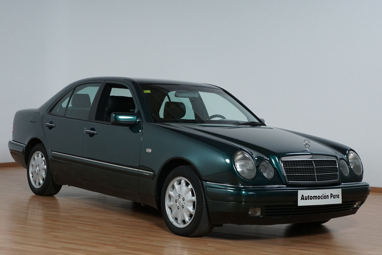 Mercedes Benz E300 TD Aut. 177 CV Elegance.