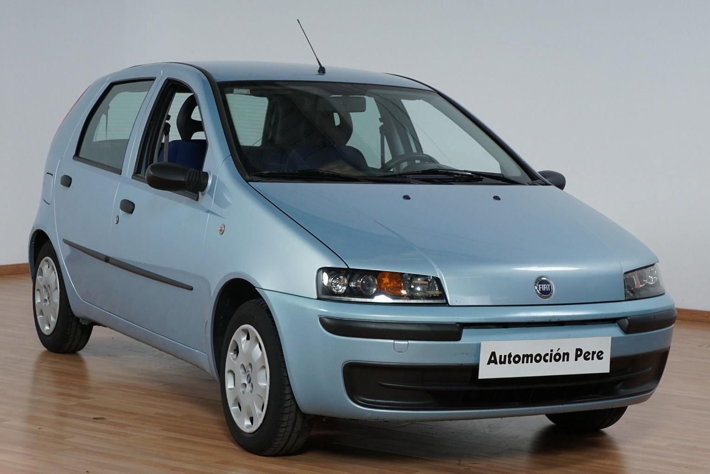 Nueva Recepción: Fiat Punto 1.2i S