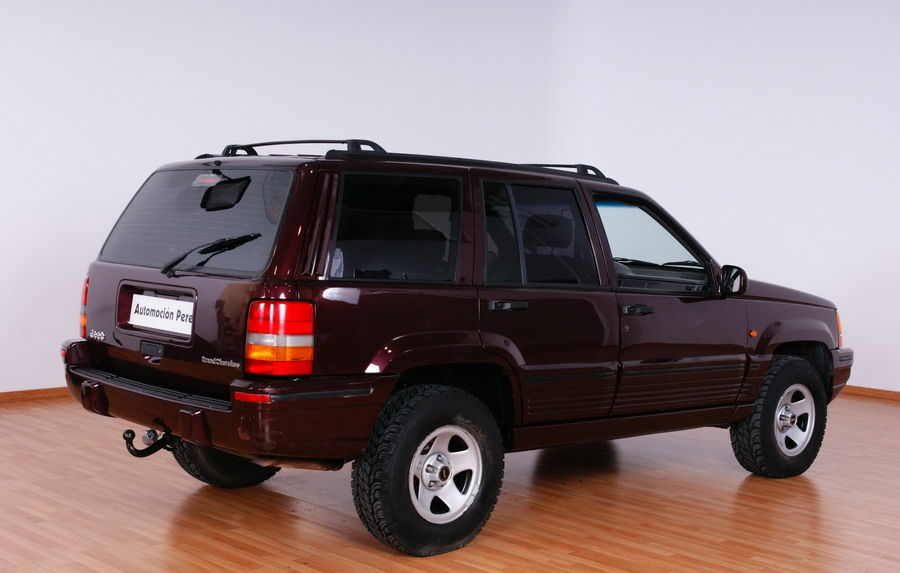 "JEEP. GRAND CHEROKEE 4.0i ""LIMITED"""