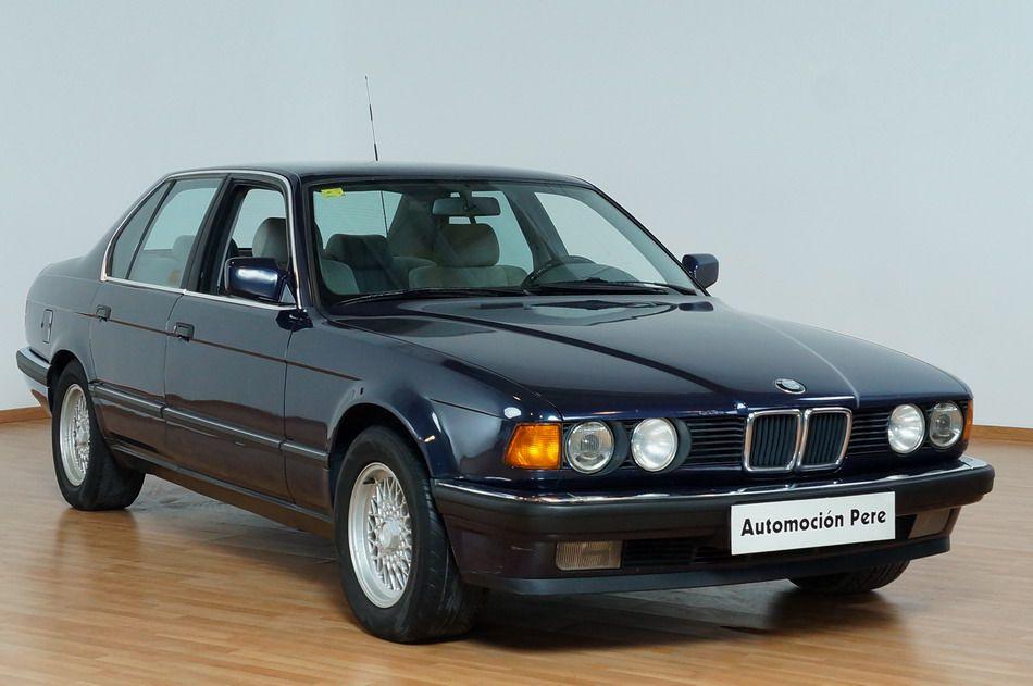 BMW COCHES 730i AUTOMATICO (E32)
