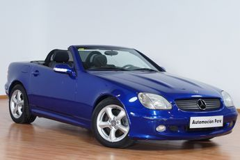 MERCEDES BENZ SLK 320 EDITION