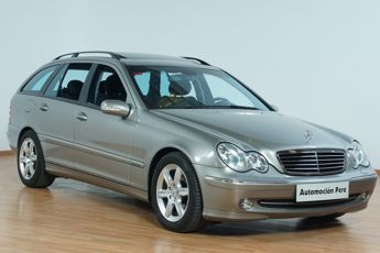 MERCEDES BENZ C220 CDi FAMILIAR AVANTGARDE AUTOMATICO/SECUENCIAL