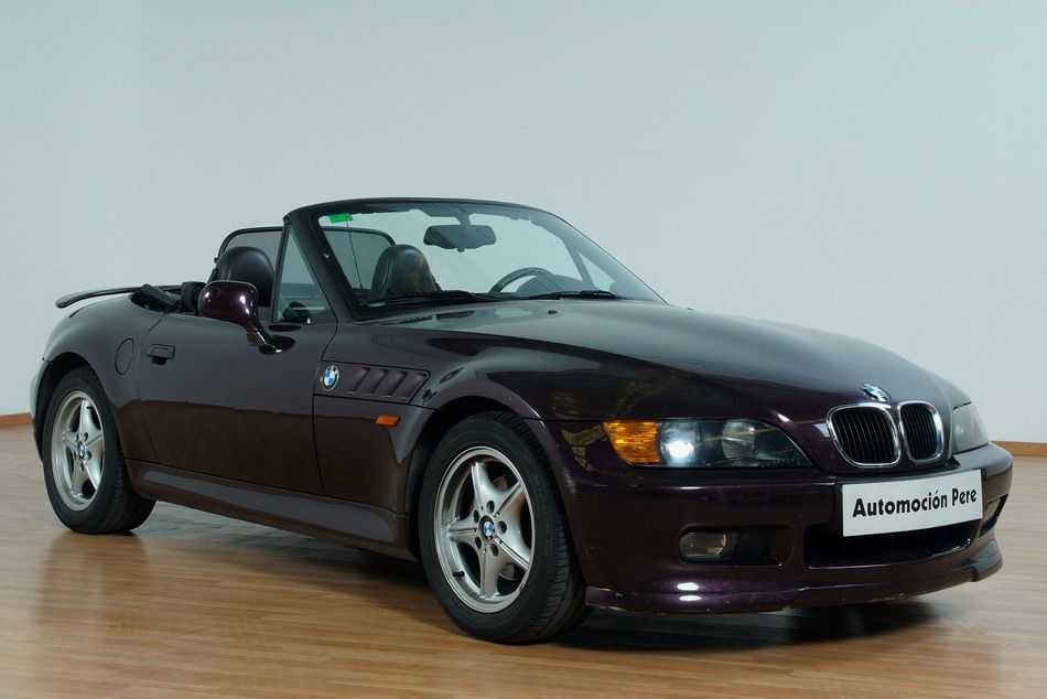 BMW COCHES Z3 1.9i ROADSTER