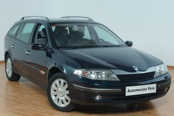 RENAULT LAGUNA GRAND TOUR 1.9 dCi 120 CV PRIVILEGE.