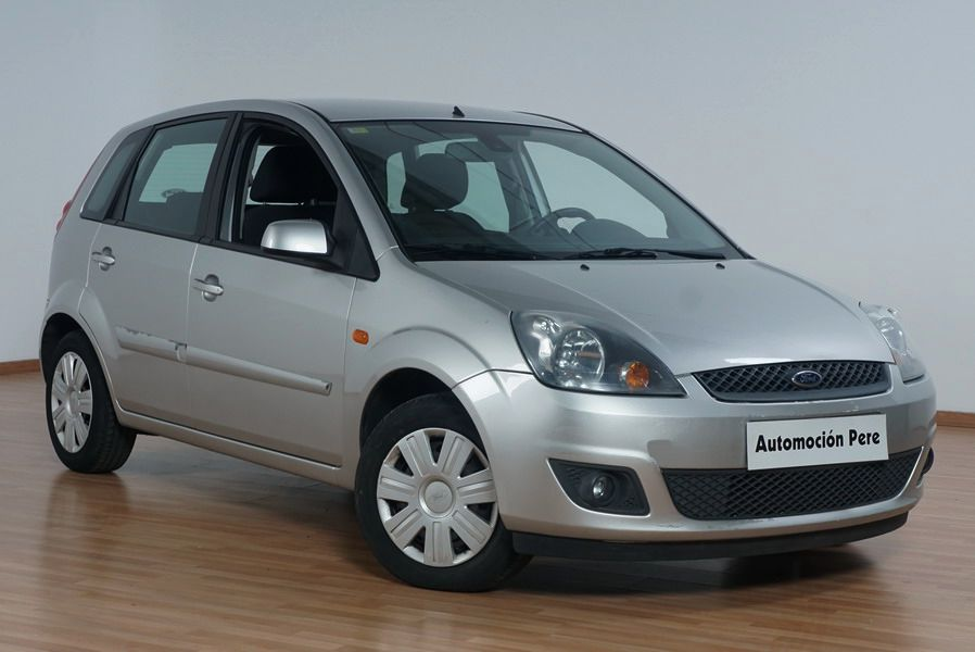 Ford Fiesta 1.4i Trend. Solo 38.247 Kms.