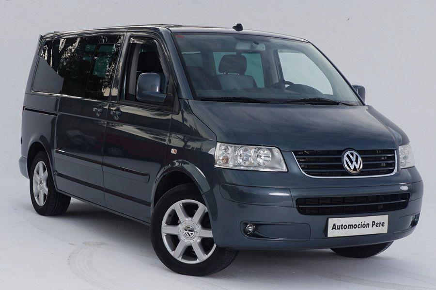 Volkswagen Multivan 2.5 TDi 130 CV 6 Vel. (Turismo)