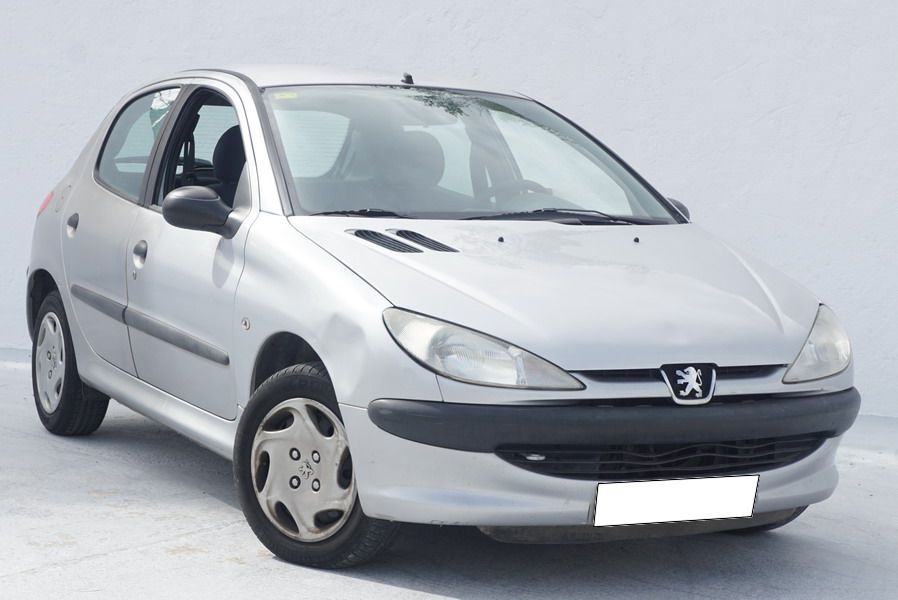 Peugeot 206 1.9 Diesel XRD 70CV