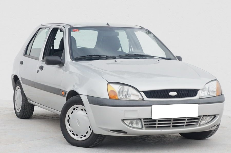 Nueva Recepción!! Ford Fiesta 1.8 TDDI Trend. Pocos Kms. 1 Solo Propietario!