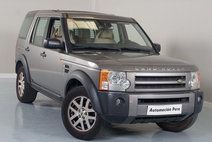 Land Rover Discovery III 2.7 TDV6 SE 190 CV Aut. Nacional. Revisiones Oficianes. 1 Solo Propietario.