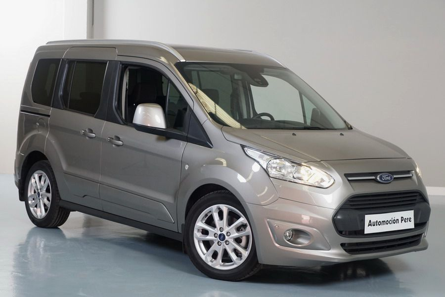 Ford Tourneo 1.5 TDCi 120 CV CONNECT TITANIUM. Solo 7.323 Kms. Semi-Nuevo!!!