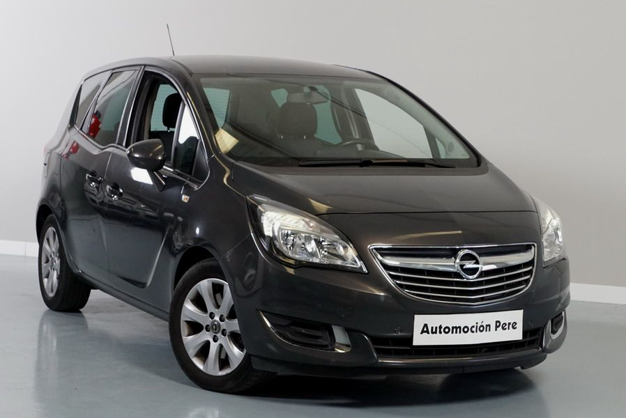 Opel Meriva Excellence 1.6 CDTI 136 CV Start & Stop (Marrón Metalizado)