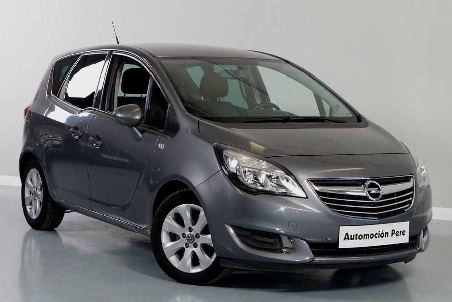 Opel Meriva Excellence 1.6 CDTI 136 CV Start & Stop (Gris Metalizado)
