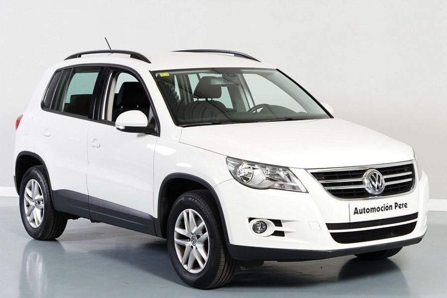 Volkswagen Tiguan 2.0 TDi Advance 140 CV BlueMotion