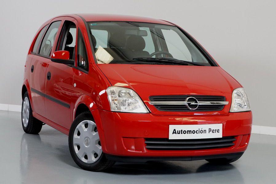 Opel Meriva 1.6i 90 CV Enjoy. Pocos Kms.
