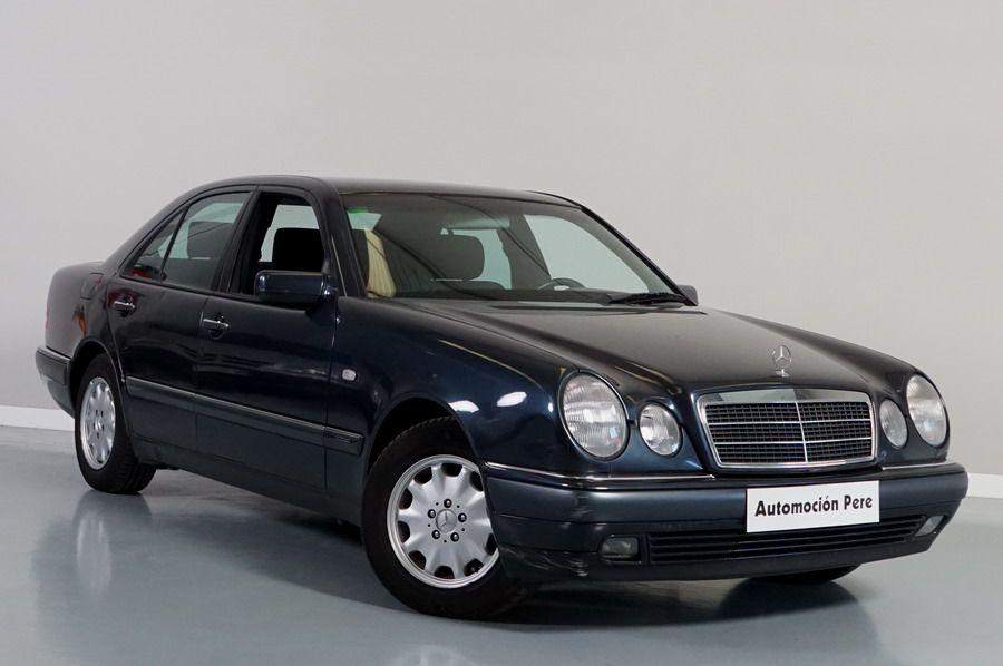 Mercedes Benz E290 TD Elegance. Nacional. 1 Solo Propietario!
