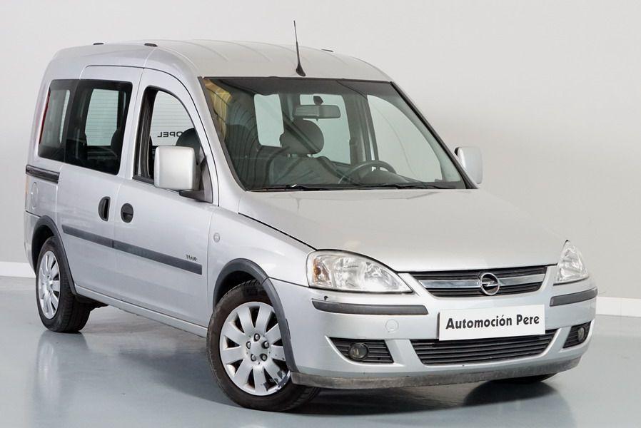 Nueva Recepción: Opel Combo 1.7 CDTi TOUR 100CV