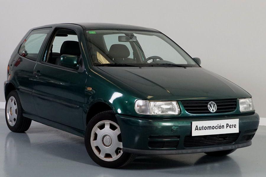 Nueva Recepción: Volkswagen Polo 1.4i Económico, Garantía y Pocos Kms!