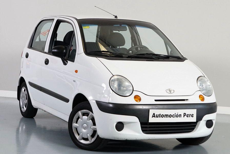 Daewoo Matiz 0.8i 1 Propietaria, Económico y Garantía 12 Meses
