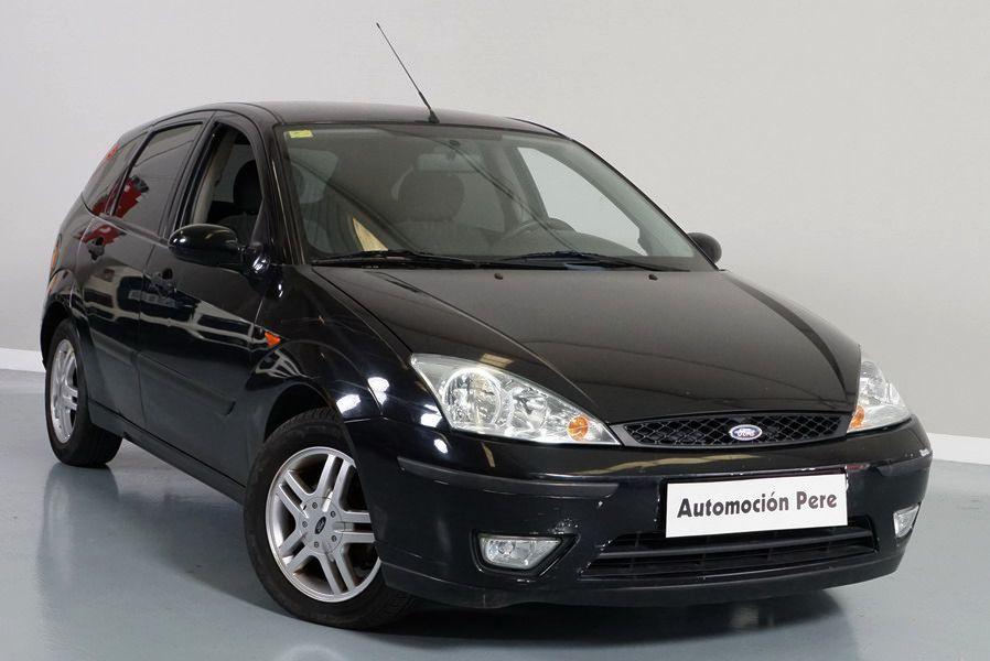 Ford Focus 1.8 TDci 100 CV Sport. Económico, Revisado y con 12 Meses de Garantía.