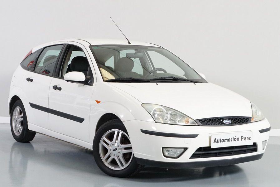Nueva Recepción: Ford Focus 1.8 TDdi 90 CV Trend. 1 Solo Propietario!! Pocos Kms.