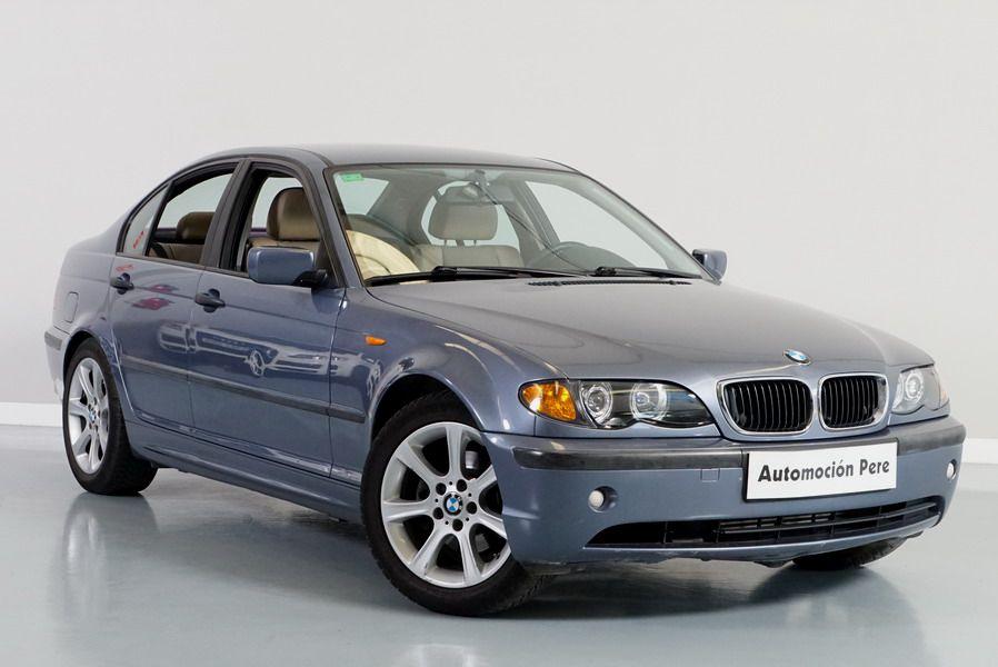 BMW 320d Nacional. Revisiones Oficiales. OJO!!! Con Algun Defecto (Mirar Fotos)