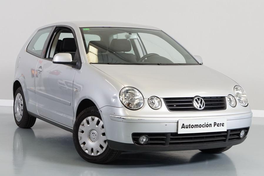 Nueva Recepción: Volkswagen Polo 1.4i Trendline. 1 Sola Propietario. Pocos Kms!!