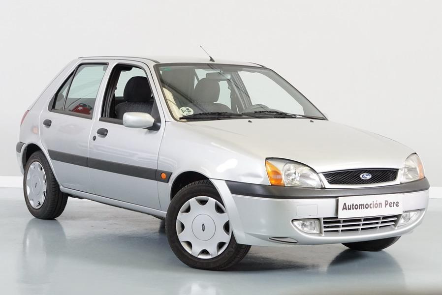 Ford Fiesta 1.3 EFi Trend. 1 Solo Propietario. Pocos Kms!!