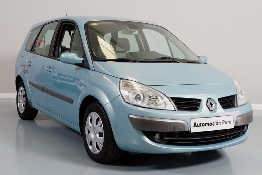 Nueva Recepción: Renault Megane Grand Scenic 1.5 dCi 105 CV  Vel. Luxe Dynamique.